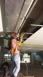 waterproofing pada beton