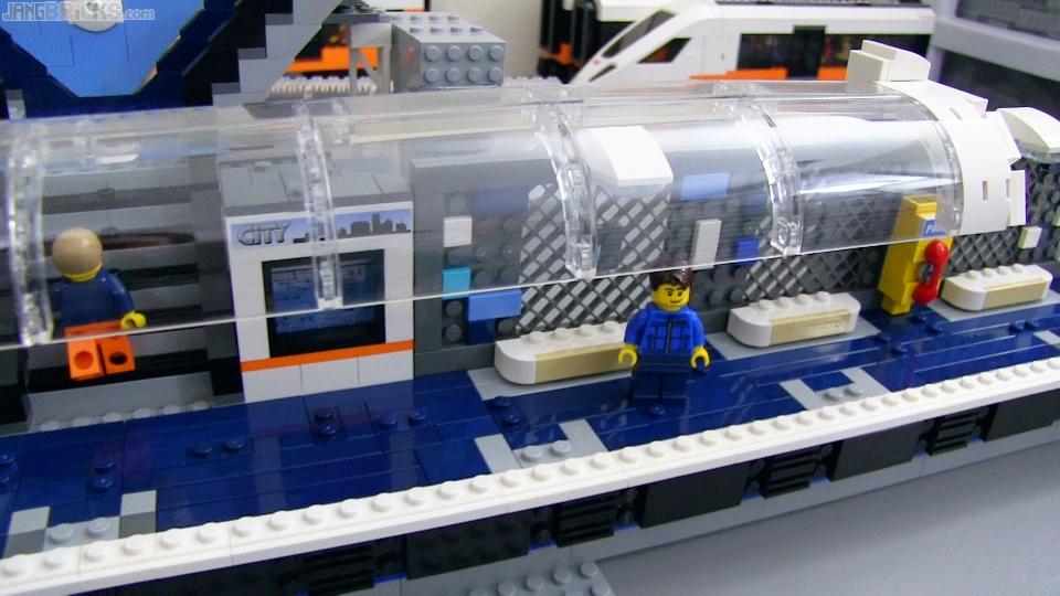 √ Railway Station Lego | MOD: 7997