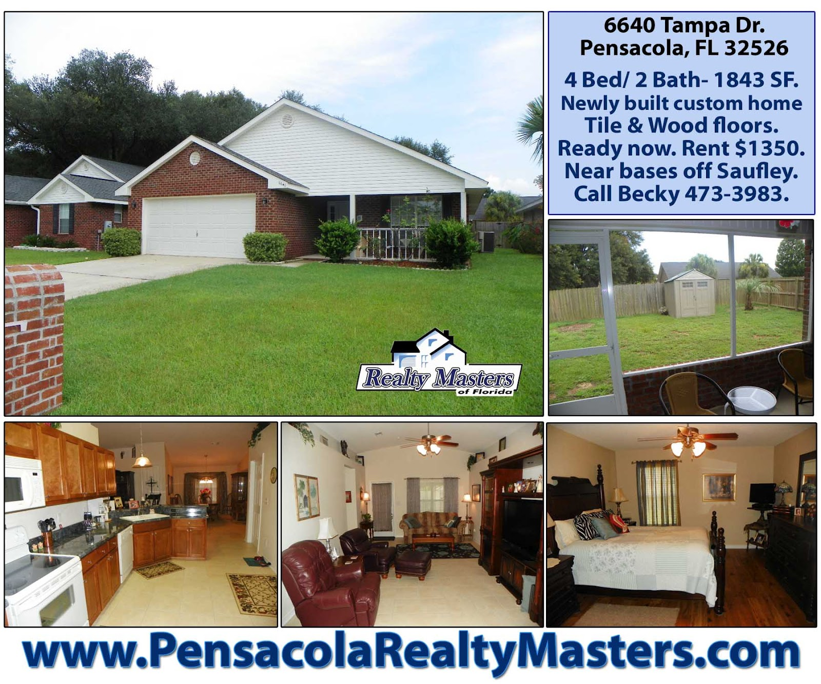 Neighborhood Profile: Floridian in Pensacola, FL~