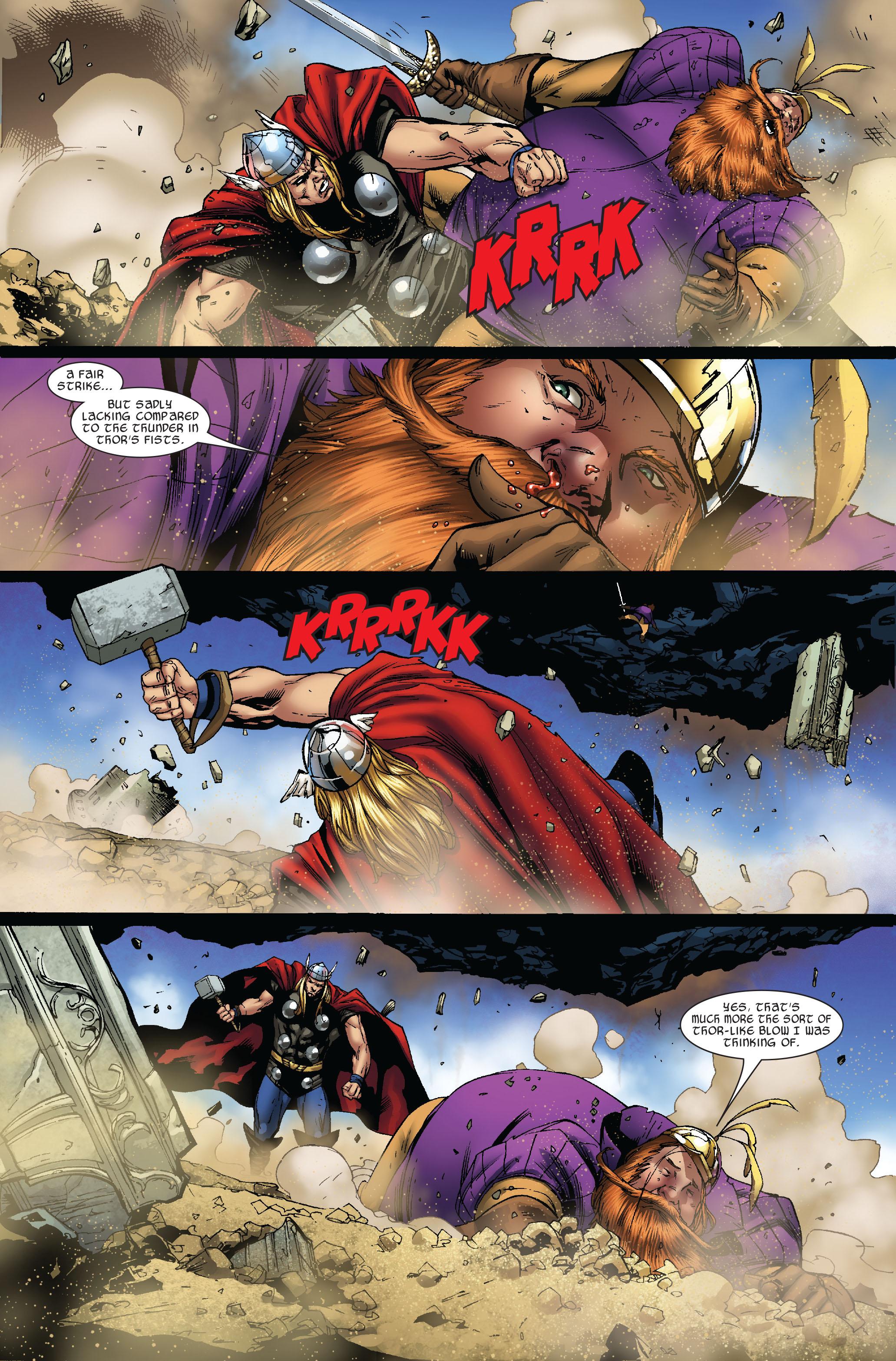Thor (2007) Issue #608 #21 - English 16