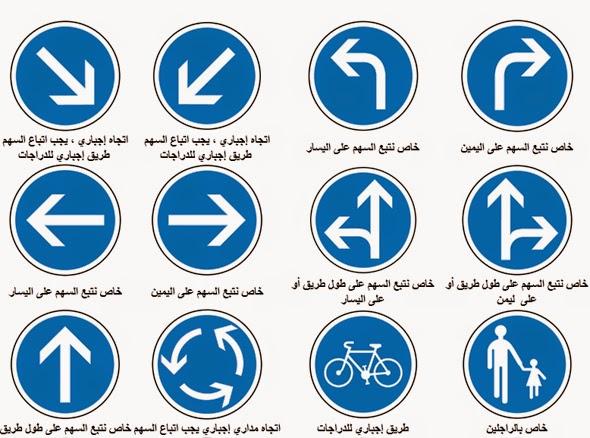 علامات الإجبار