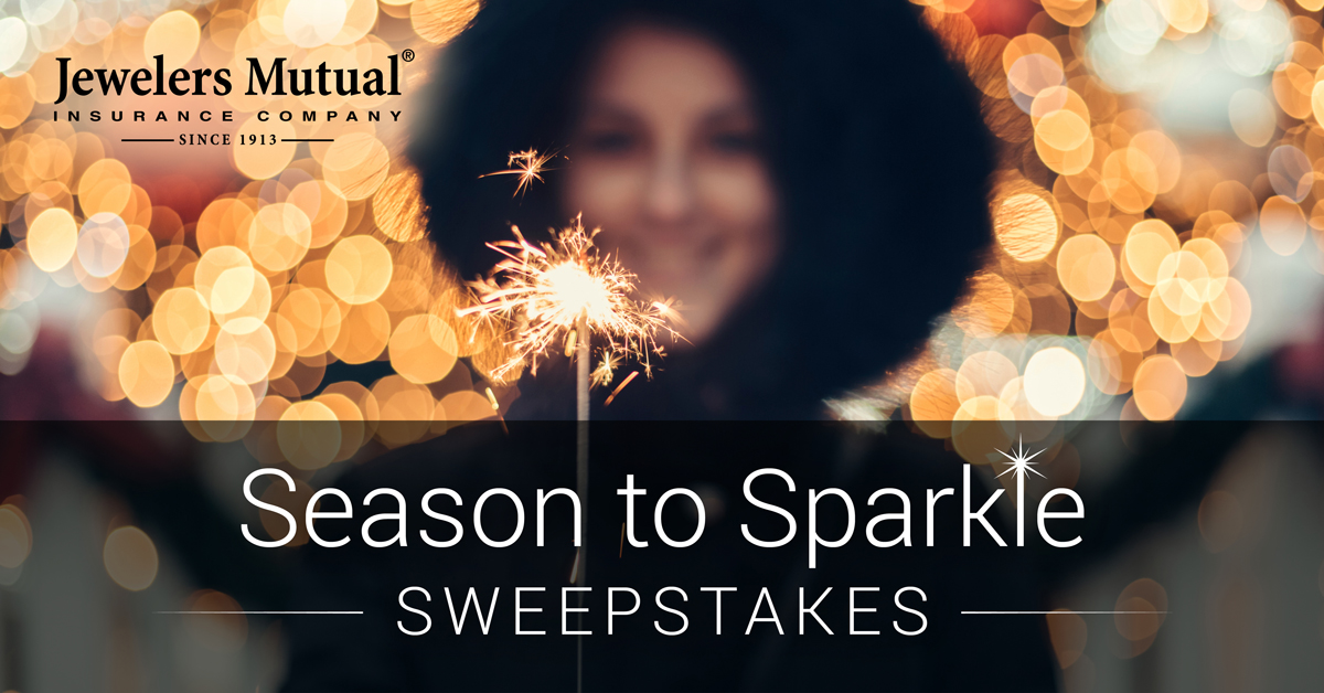 Season to Sparkle Sweepstakes