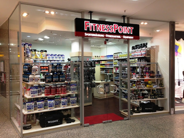 Fitness Point em Berlim