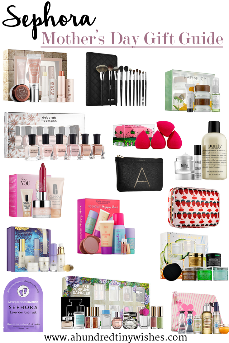 Sephora, Mother's Day, Gift Guide, Beauty gift guide