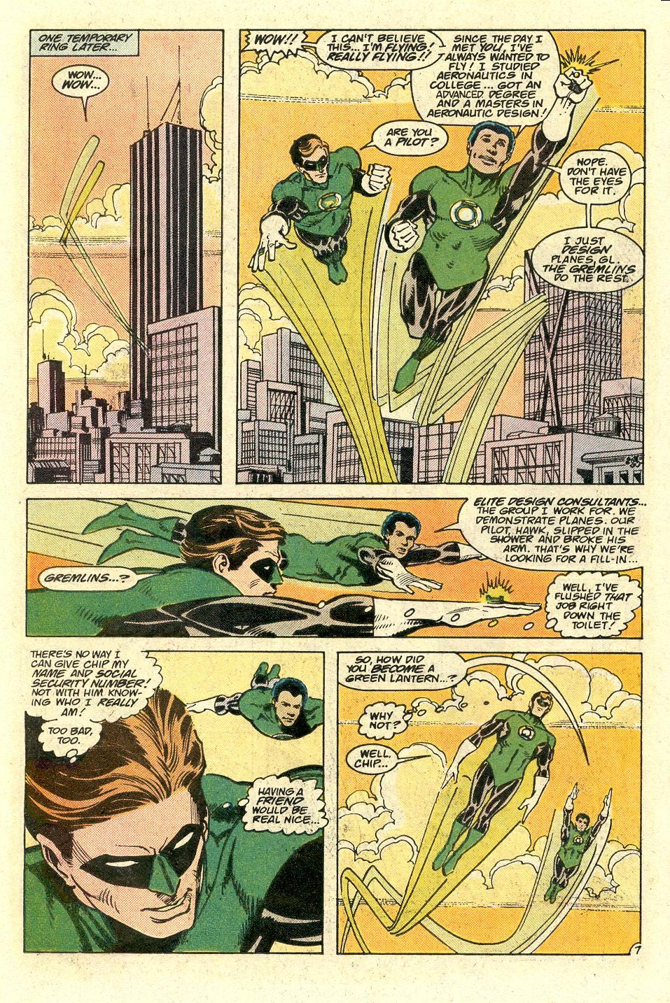 Read online Secret Origins (1986) comic -  Issue #36 - 8