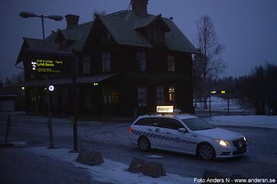 Järnvägsstation Norrland