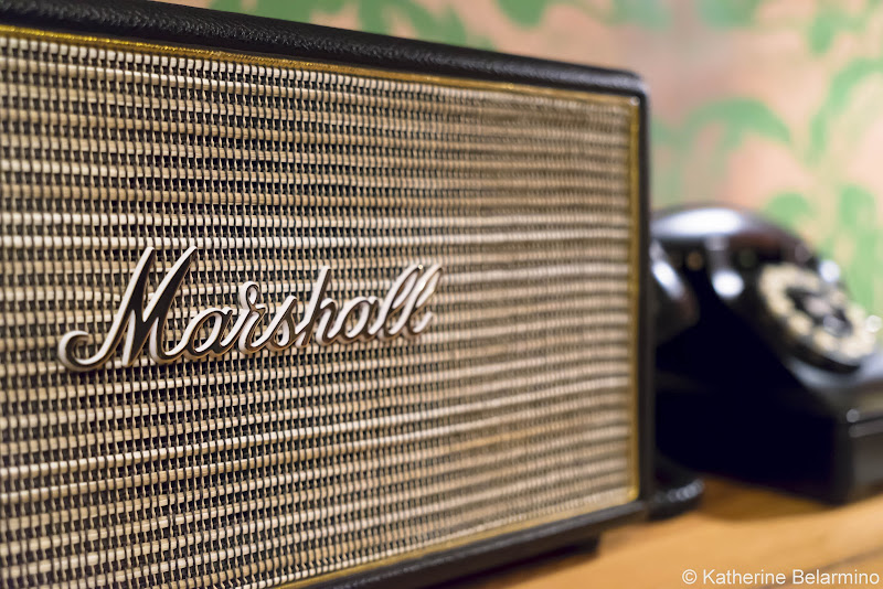 Rooms Hotel Tbilisi Marshall Amplifier Review