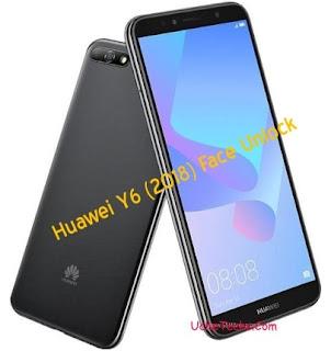 Huawei Y6 (2018) Face Unlock