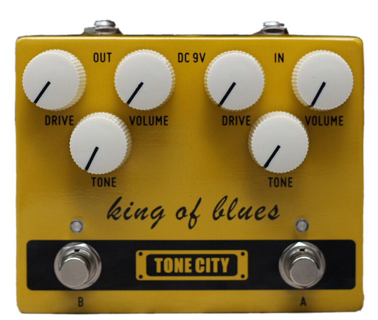 The Ugly Guitar Truth: Ugly Truth About Tone City King of Blues