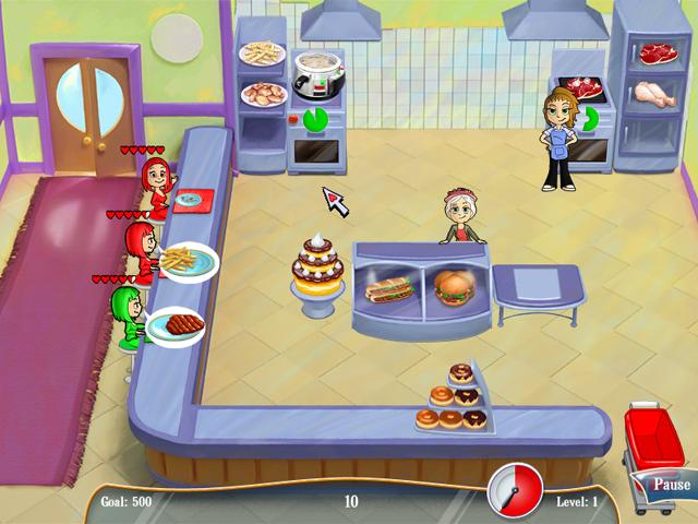 تحميل لعبة diner dash 4 كاملة