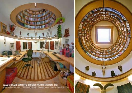 00-Travis-Price-Architecture-in-Writing-Studio-with-Dome-Shaped-Library-www-designstack-co