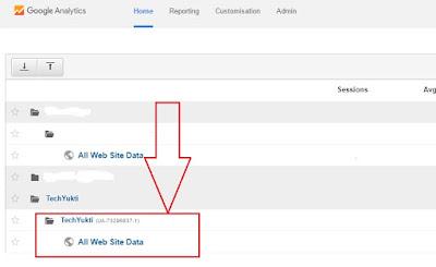 google analytics for blogger