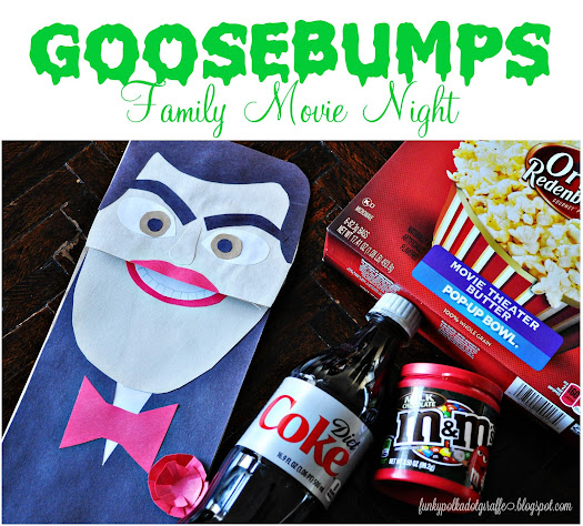 Goosebumps Movie Night