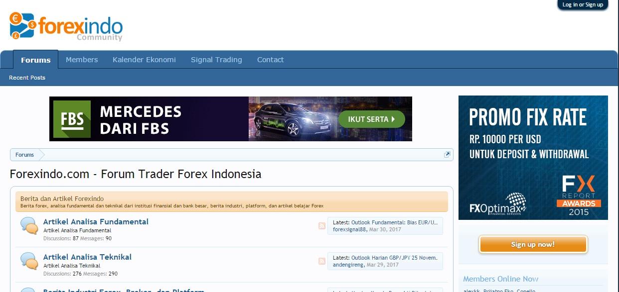 Forex indonesia adalah