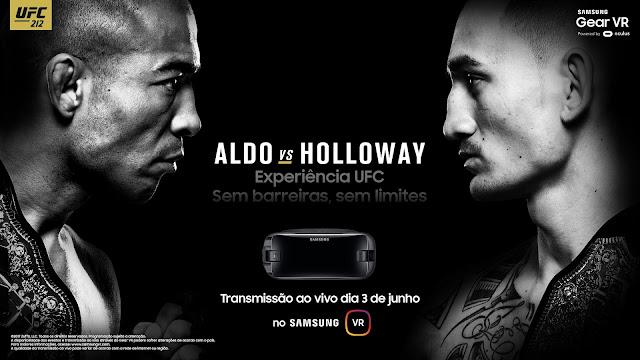 Samsung anuncia novas parcerias em realidade virtual com o UFC®, X-Games e Live Nation