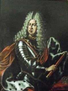 Portrait of Gian Gastone de' Medici