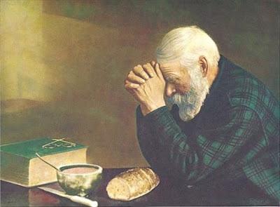 Ổ bánh mì và lão già kì quặc