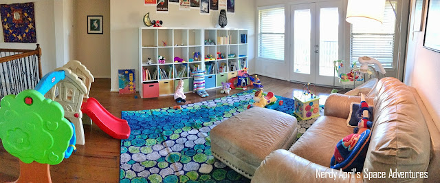 Home Engineered: How to Design a Nerdy Playroom
