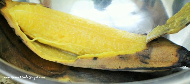 Ripe Plantain Pie Recipe