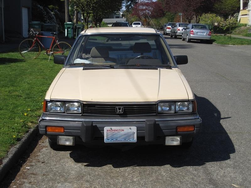 61 Koleksi Modifikasi Mobil Honda Accord Tahun 1983 Gratis Terbaru