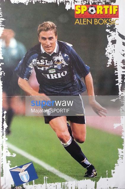 Alen Boksic Lazio