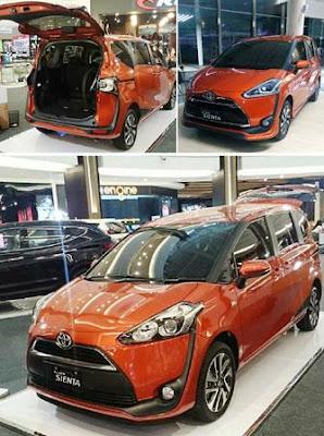 Promo Toyota Sienta Jakarta