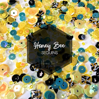 Honey Bee Mix Sequins