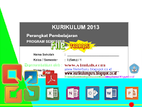 Download Prota dan Prosem Kurikulum 2013 Gratis
