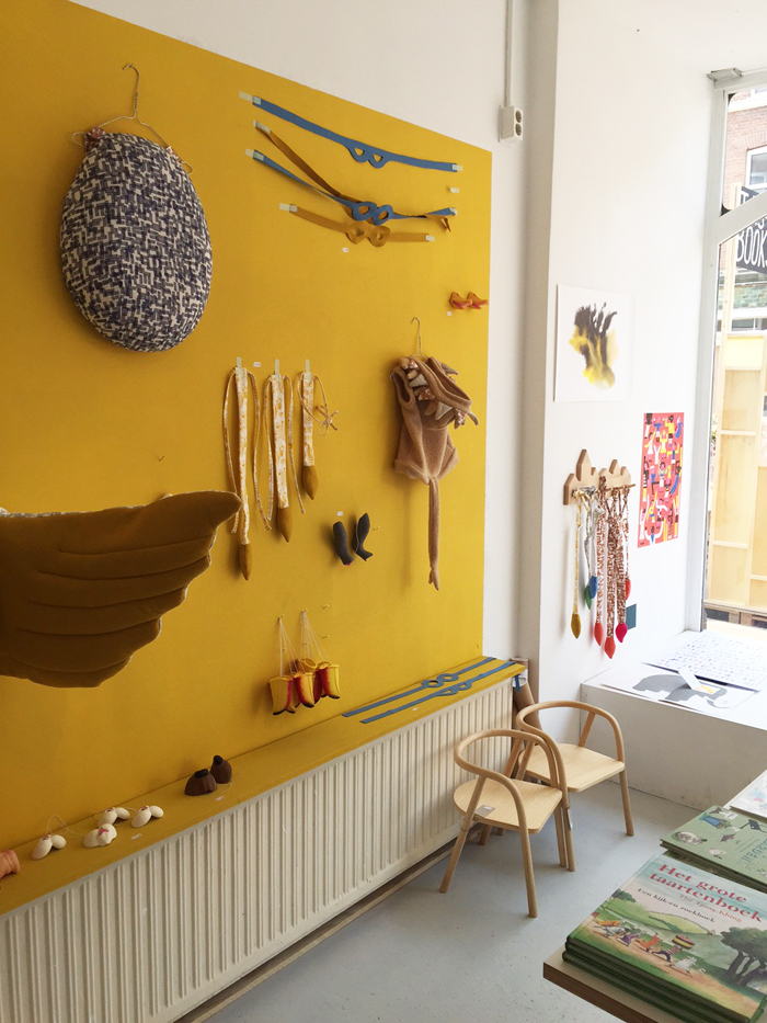 Tas-ka store MINI in The Hague during Festival Design Kwartier