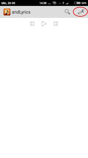 Cara Menambahkan Lirik Berjalan di Lagu MP3 Ponsel Xiaomi Redmi 4X