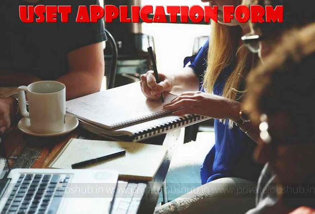 USET Application Form