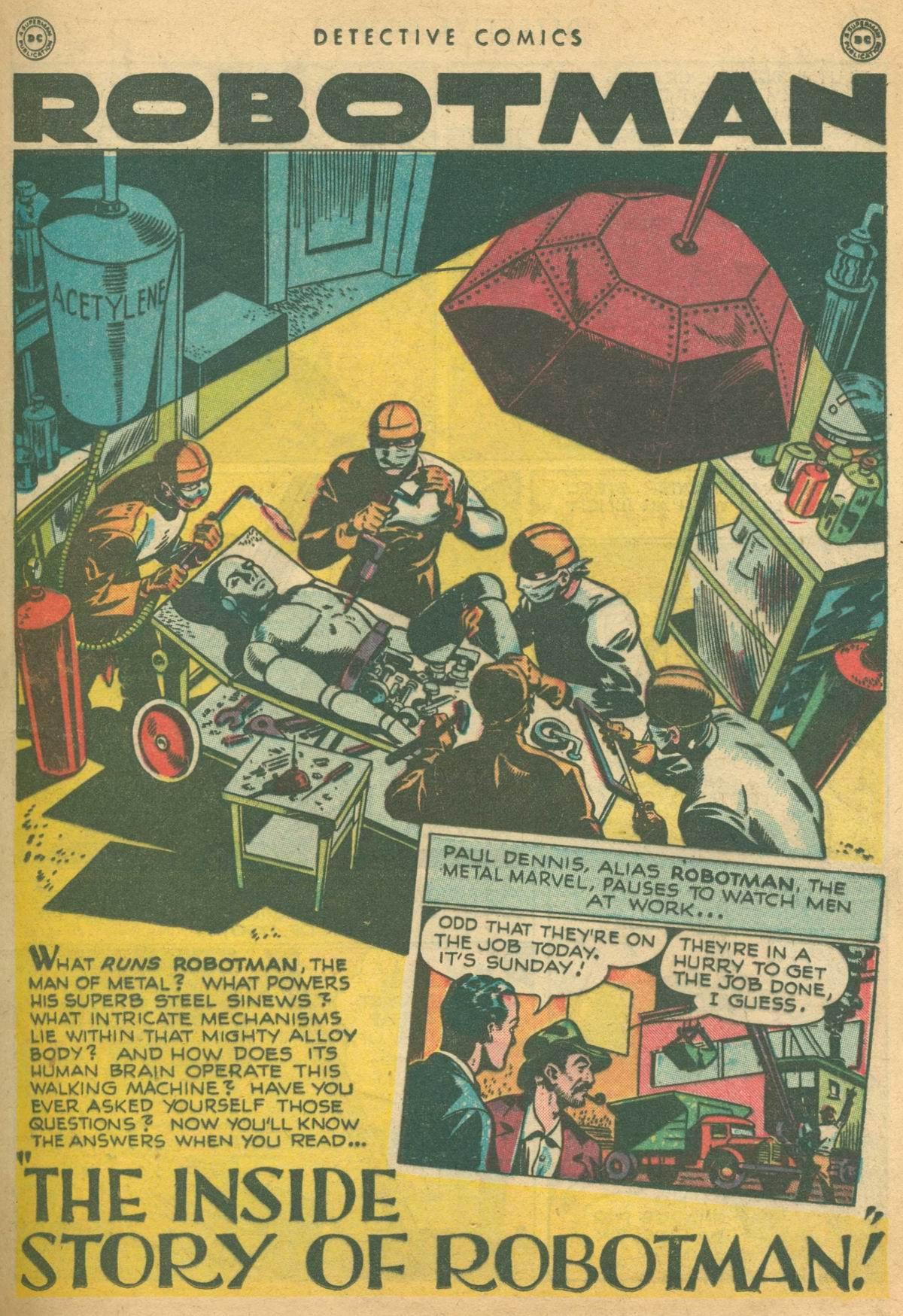 Detective Comics (1937) 138 Page 16