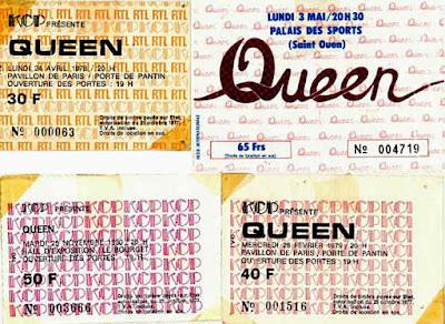 Queen en concert
