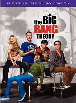 Série The Big Bang Theory - 3ª Temporada 2010 Torrent