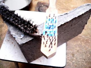 Como hacer unas Cantoneras de hormigon
