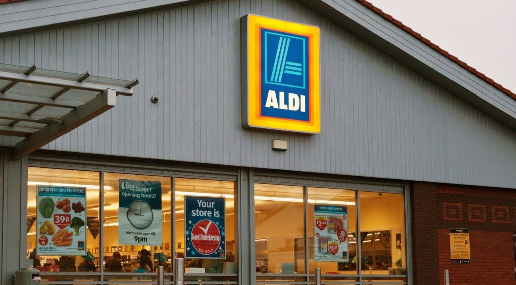 Aldi to Go Full Organic