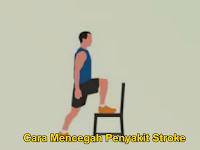 Cara Mencegah Penyakit Stroke