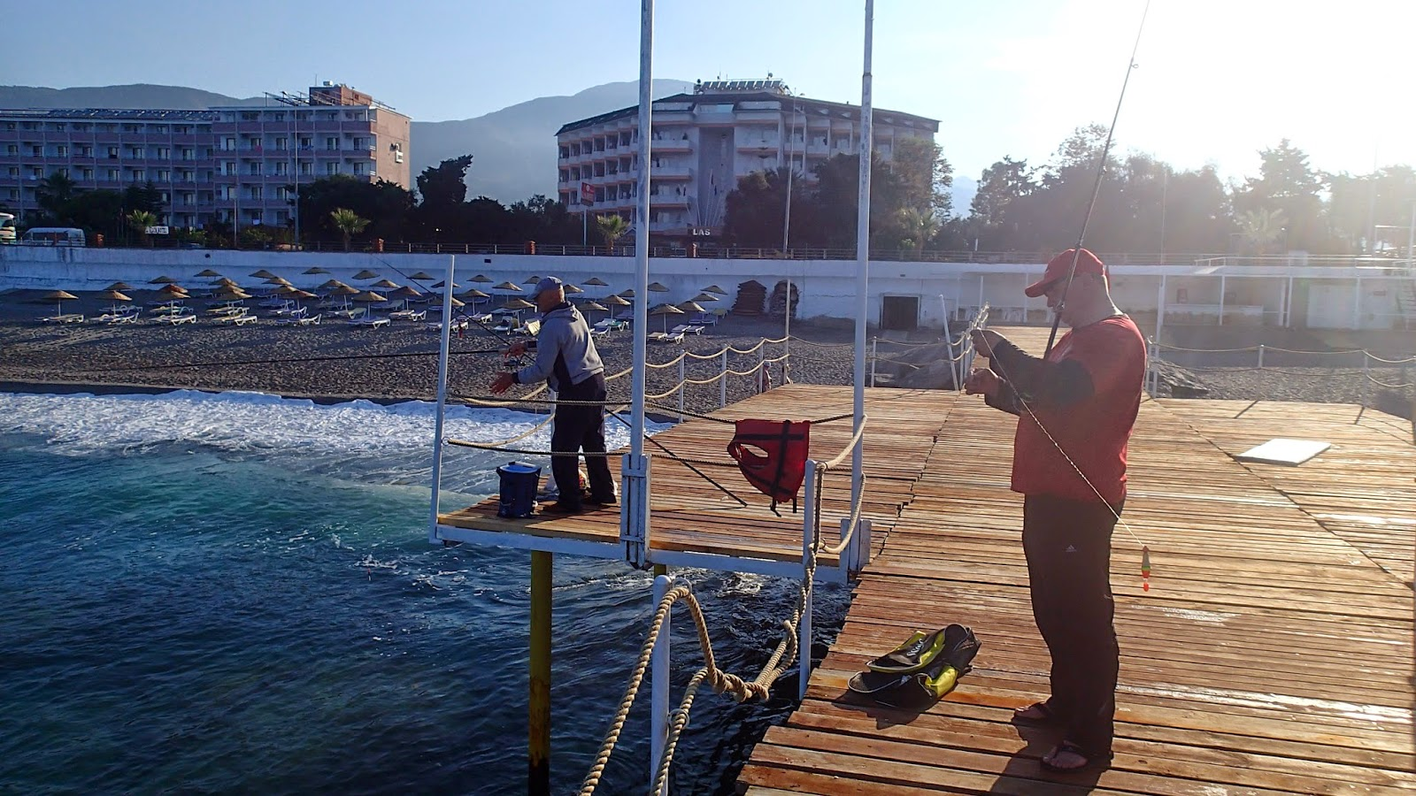 Alanya Fishing