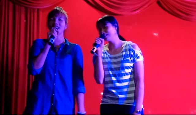 Thưởng thức 2 giọng ca vui tươi của Bình Điền Long An đầu năm