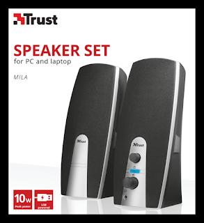 TRUST SET SPEAKER 16697