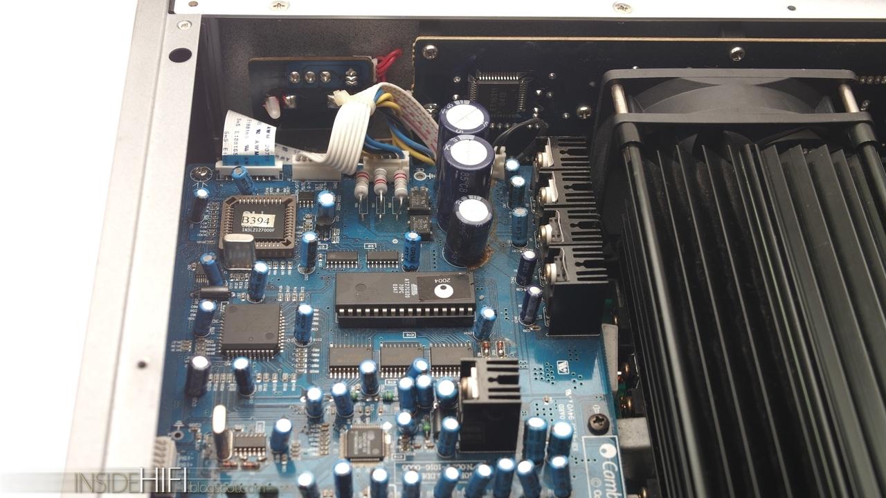 Cambridge Audio Azur 540r v1 manual