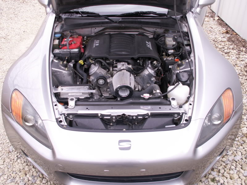 Daily Turismo: 15k: 2000 Honda S2000 w/LSX V8 Swap
