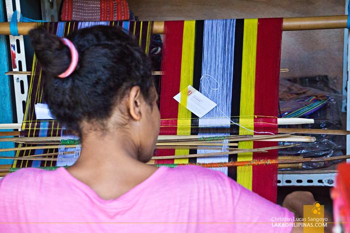 Tais Market East Timor