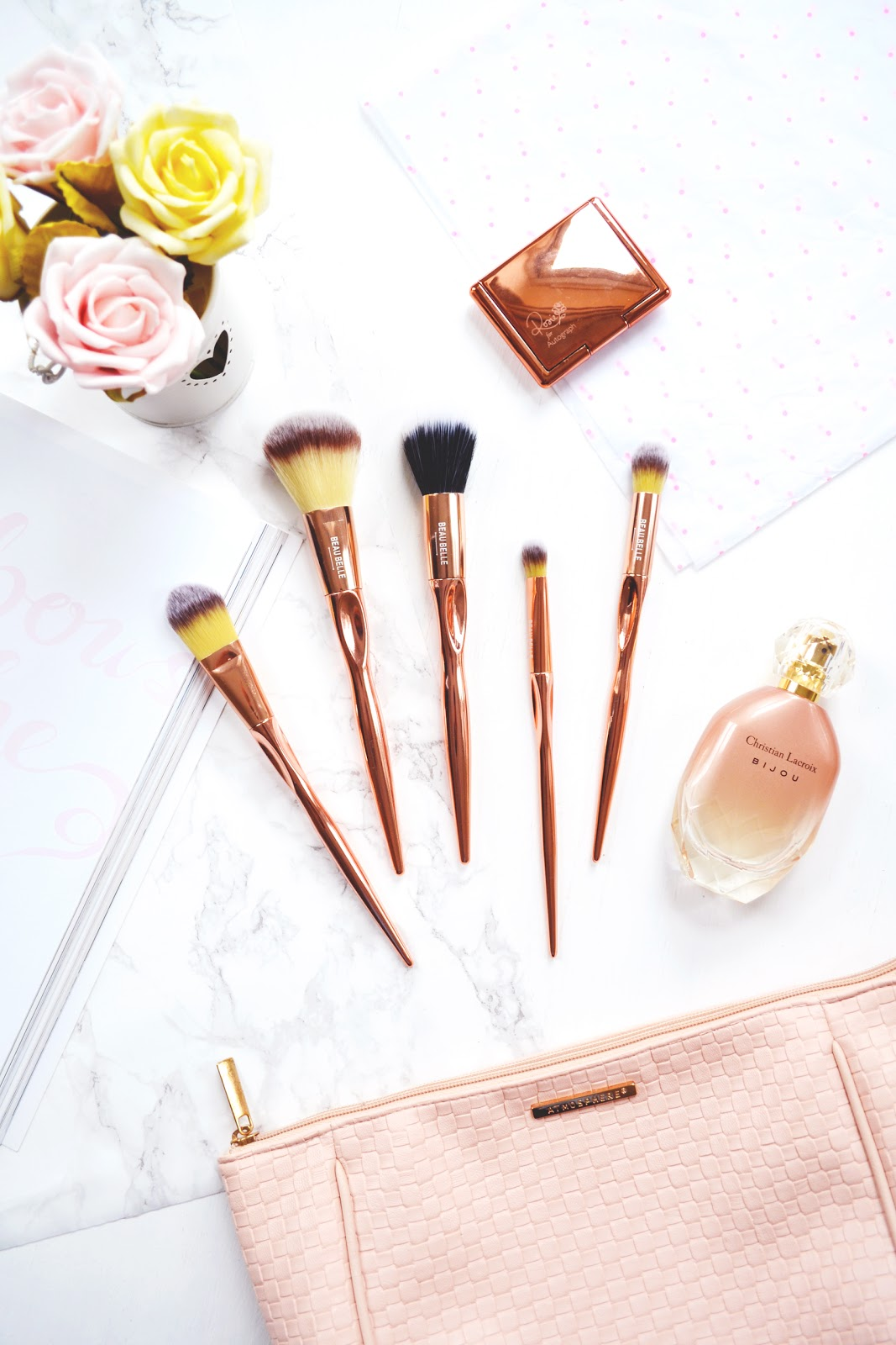 Where To Buy Instagram-Worthy Rose Gold Make Up Brushes