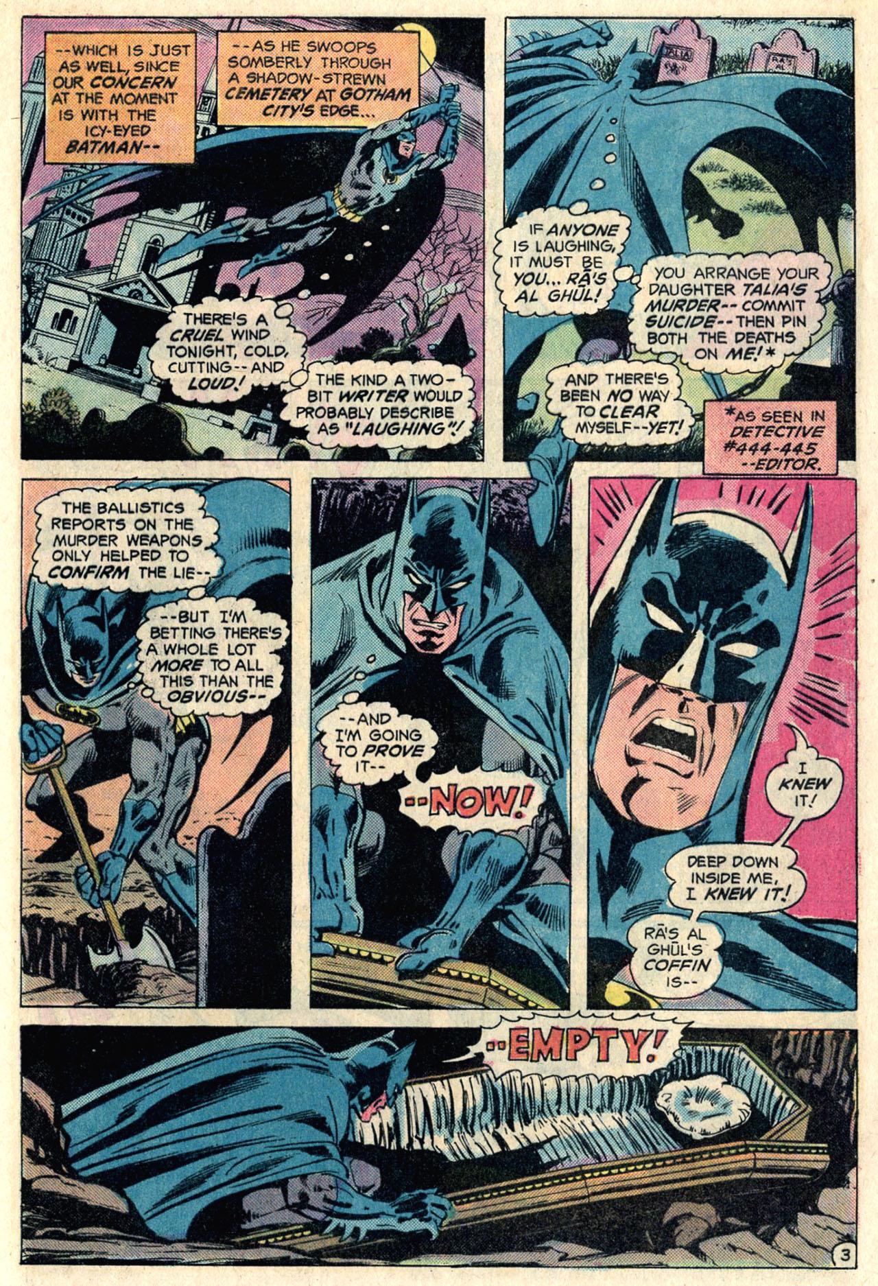 Detective Comics (1937) 447 Page 4