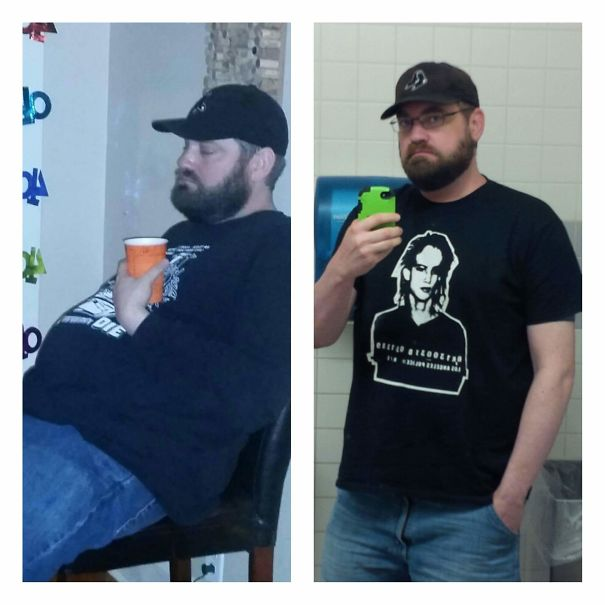 10+ Before-And-After Pics Show What Happens When You Stop Drinking - 120 Days Without A Drink