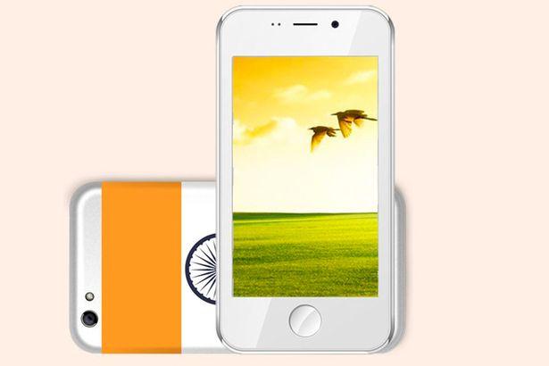Inilah Smartphone Elegan Android Baru, Hanya 53 Ribu Rupiah Yang Minggu depan dipasarkan.