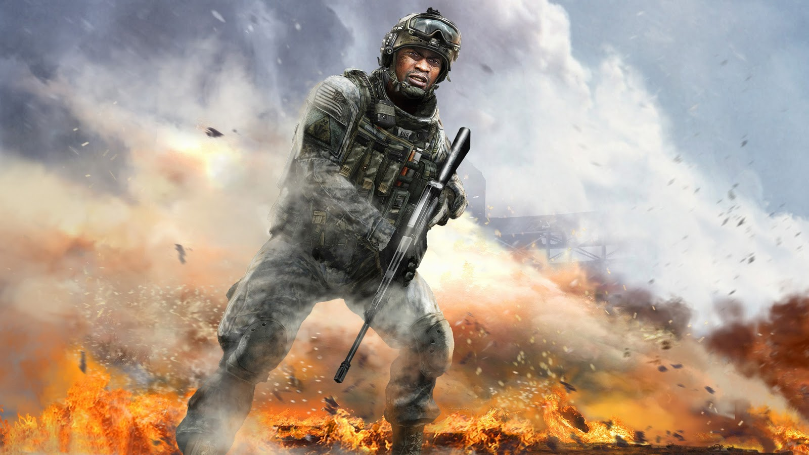 Call Of Duty Wallpaper Hd: Call Of Duty Latest HD Wallpapers