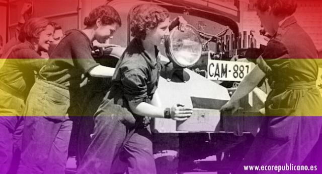 Guía bibliográfica sobre la participación de las mujeres en la Guerra Civil