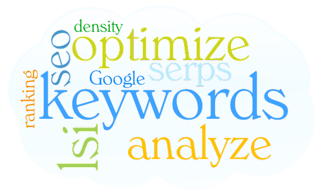 Keyword optimization seo
